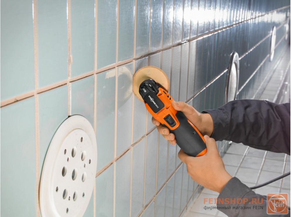 Набор профессиональный для санации плитки и ванных комнат Fein SuperCut FSC 500 QSL