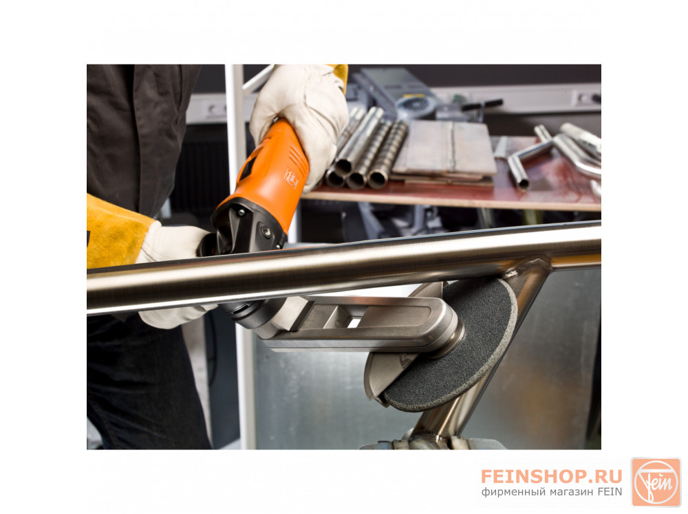 Набор для зачистки угловых сварных швов Fein KS 10-38 E