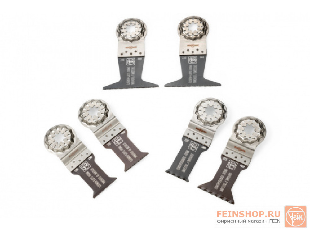 Best of E-Cut Starlock WOOD & METAL 35222967010 в фирменном магазине Fein