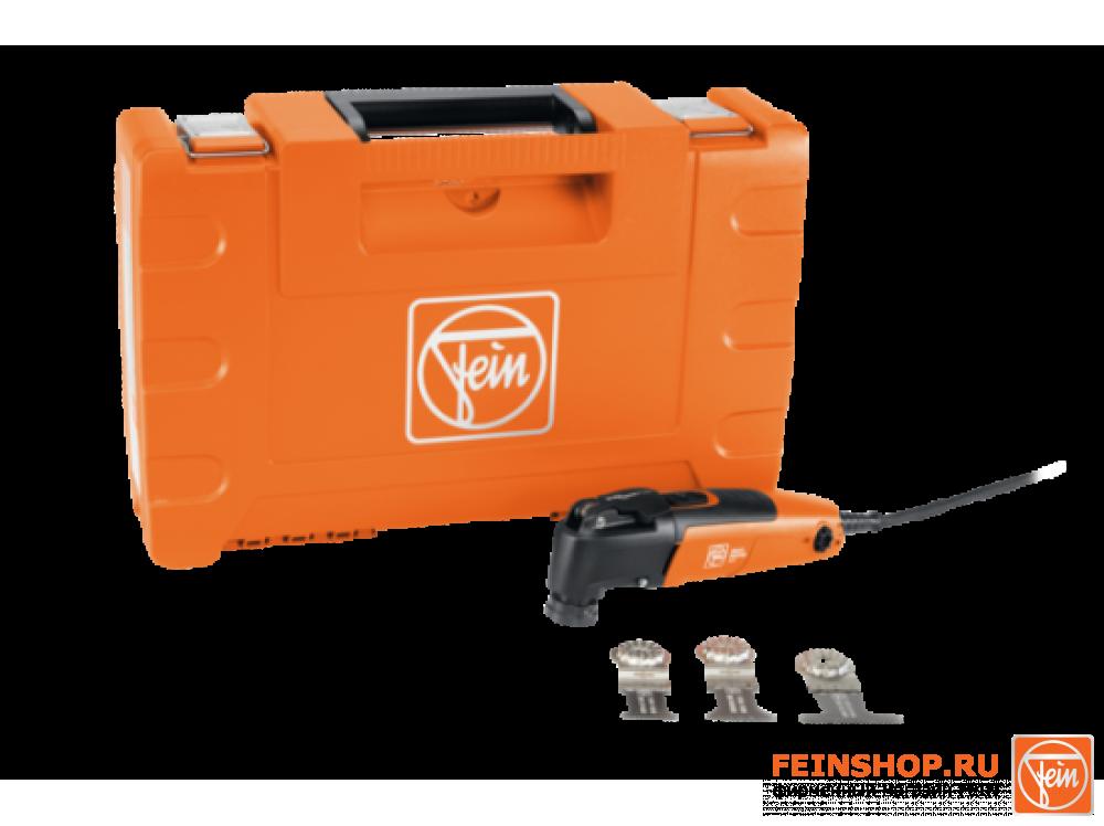 Инструмент осциллирующий Fein MultiMaster MM 300 Plus Start