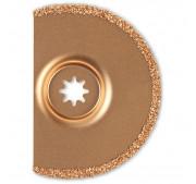 Сегментное пильное полотно с твердосплавным напылением Fein, 90 мм, 1 шт, 4 мм