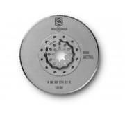 Пильное полотно из быстрорежущей стали Fein HSS, круговое, с уступом, 85 мм, 1 шт