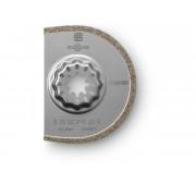 Алмазное пильное полотно Fein, рез 1,2 мм, 75 мм, 1 шт