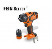 Дрель-винтоверт аккумуляторная Fein ABS 18 Q Select