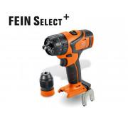Дрель-винтоверт ударнаяаккумуляторная Fein ASB 18 QC Select