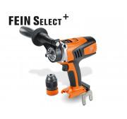 Дрель-винтоверт аккумуляторная Fein ASCM 18 QM Select