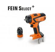Дрель-винтоверт аккумуляторная Fein ASCM 18 QSW Select