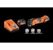 Инструмент осциллирующий аккумуляторный Fein MultiMaster AMM 300 Plus Start