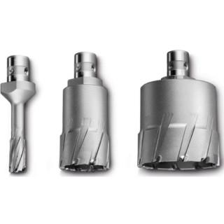 Корончатое сверло Fein HM Ultra с хвостовиком QuickIN, 19/75 мм