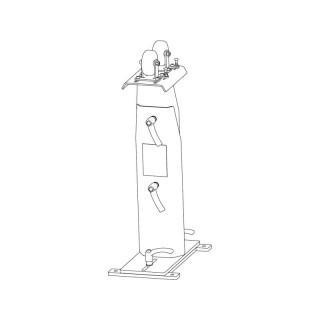 Призматическая направляющая набор Fein, 10-160 мм