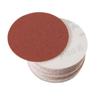 Диски из абразивной шкурки Fein, зерно 80, 115 мм, 25 шт
