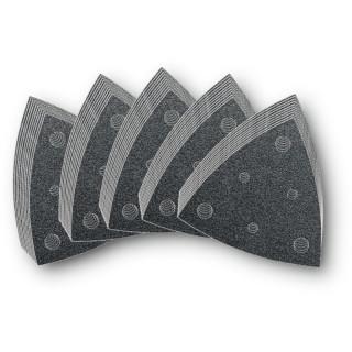 Набор дисков из абразивной шкурки Fein, зерно 60, 80, 120, 180, 240, 50 шт