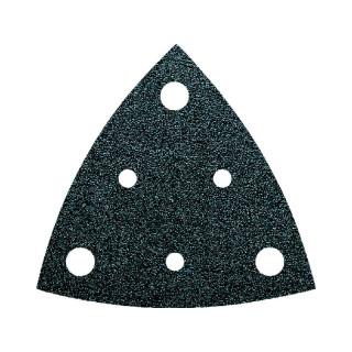 Диски из абразивной шкурки Fein, с перфорацией, зерно 180, 5 шт