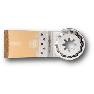 Пильное полотно с твердосплавными напайками Fein E-Cut, 50 х 35 мм