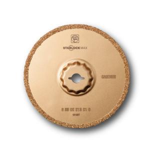 Твердосплавное пильное полотно Fein, рез 2,2 мм, 105 мм, 5 шт