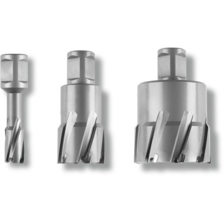 Корончатое сверло Fein HM Ultra 35 с хвостовиком Weldon, 24 мм