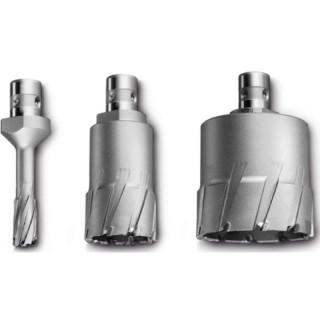 Корончатое сверло Fein HM Ultra с хвостовиком QuickIN, 21/35 мм