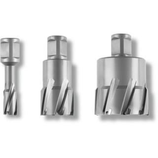 Корончатое сверло Fein HM Ultra 50 с хвостовиком Weldon, 24 мм