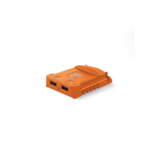 Переходник для аккумулятора AUSB с USB-разъемом, 12–18 В Fein